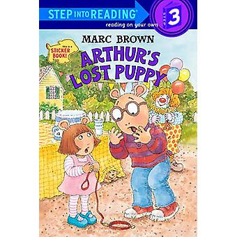 Arthur's Lost Puppy by Marc Tolon Brown - 9780613345880 Book