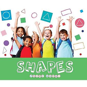 Shapes by Joanna Brundle - 9781786371218 Book
