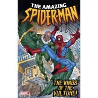 Amazing Spiderman - The Wings of the Vulture - 9781904419426 Book