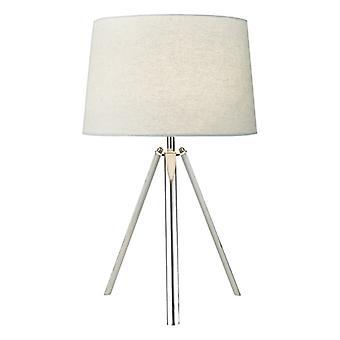 Griffith bordslampa pol Chr CW SHD