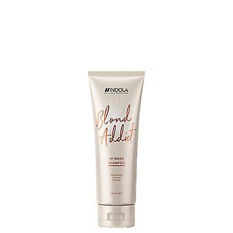 Indola biondo Addict Shampoo 250ml