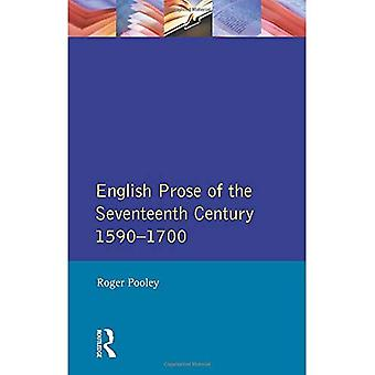 Engelska prosa av sextonhundratalet, 1590-1700 (Longman litteratur i engelska serien)