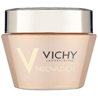 Vichy NEOVADIOL complexo compensador avançando reabastecendo o cuidado normal à pele combinada 50ml