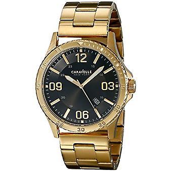 Caravelle New York Clock Man Ref. 44B104