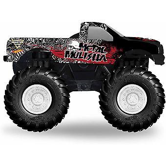 Hot Wheels Monster Jam Rev Tredz Mulisha friction toy car 12cm