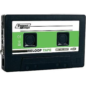 Audio recorder Reloop Tape Black/white