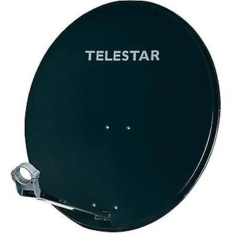 Telestar DIGIRAPID 60 5109720-AG Satellite Dish, , Slate grey