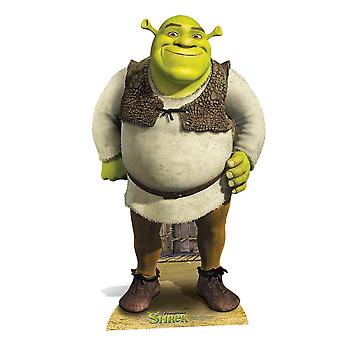 Shrek-Mini Karton Ausschnitt / f / Standup