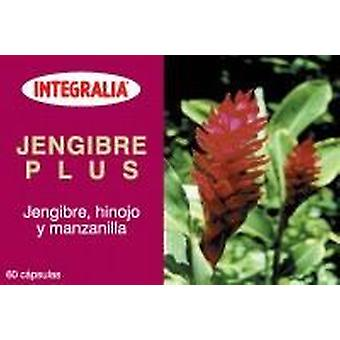 Integralia Plus-Ingwer 60cap.