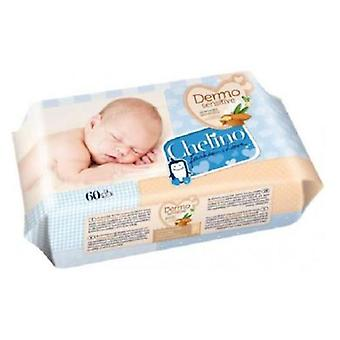 Chelino Chelino Fashion & Love Children Wipes 20 Units