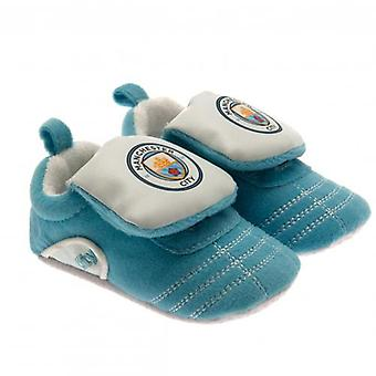 Manchester City Boot Crib 6/9