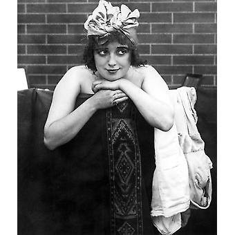 Mabel Normand Ca 1910 Photo Print