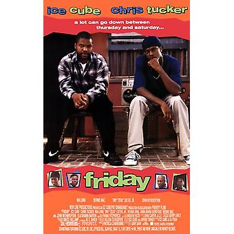 Friday Movie Poster (11 x 17)