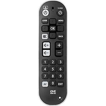 One For All Remote control Black, White URC 6820