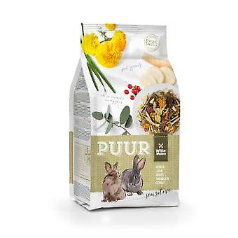 Witte Molen Puur Rabbit Sensitive (Small pets , Dry Food and Mixtures)