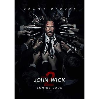 John Wick Chapter 2 Movie Poster (27 x 40)