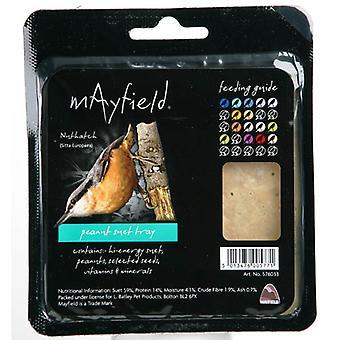 Mayfield oksetalg bakke med Peanut Single (pakke med 6)