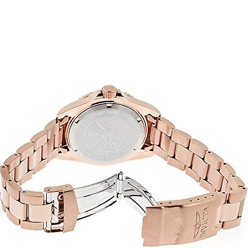 Invicta Watches Mens Pro Diver Gold Plated Steel Watch (Rose Gold)