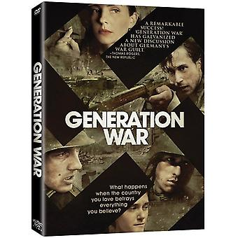 Generation krigen [DVD] USA import