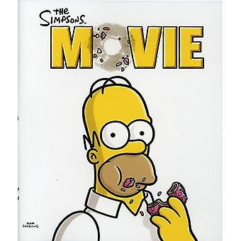 Simpsons the Movie [BLU-RAY] USA import