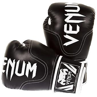 Venum Black Line Boxing Gloves - Black