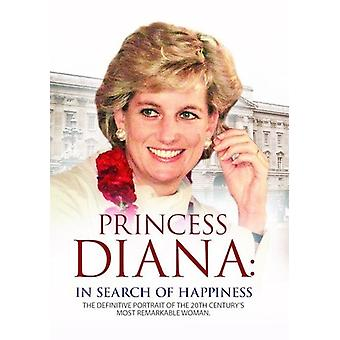 Princess Diana: In Search of Happiness [DVD] USA import