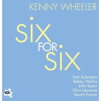 Kenny Wheeler - seks til seks [CD] USA import