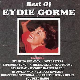 Eydie Gorme - Best of Eydie Gorme [CD] USA import