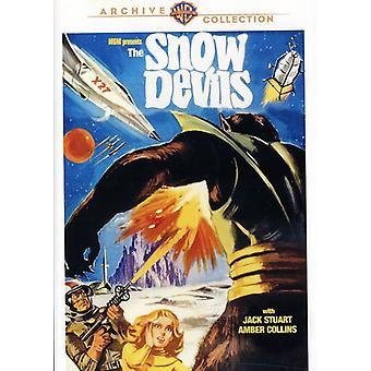 Importer de la neige Devils [DVD] é.-u.