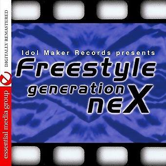 Idol Maker poster presenterer Freestyle generasjon N - Idol Maker poster presenterer Freestyle generasjon N [DVD] USA importere