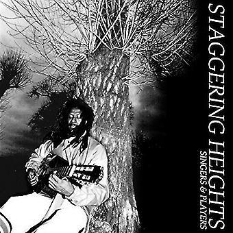 Sangere & spillere - svimlende højder [Vinyl] USA Importer
