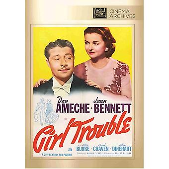 Girl Trouble [DVD] USA import