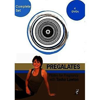 Pregalates (4PC) [DVD] USA import