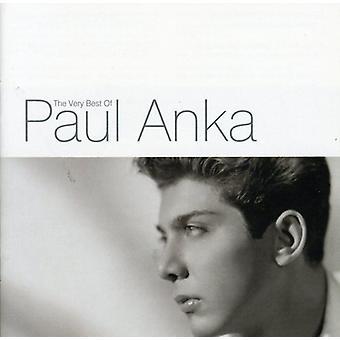 Paul Anka - Very Best of Paul Anka [CD] USA import