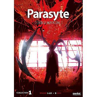 Parasite - importation USA Maxim Collection 1 [DVD]