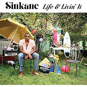 Sinkane - liv & Livin' It [Vinyl] USA importerer