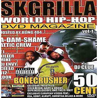 Importazione di vol. 1-Skgrilla [DVD] Stati Uniti d'America