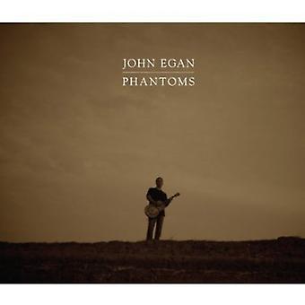 John Egan - Phantoms [CD] USA import