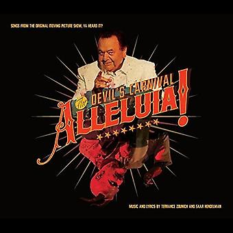 Various Artist - Alleluia the Devil's Carnival [CD] USA import