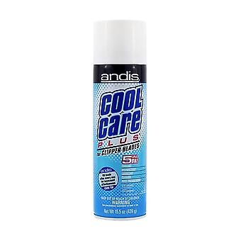 Andis Cool Care Plus for Clipper Blades 5 in One 439g