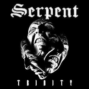 Slange - Trinity [CD] USA importerer