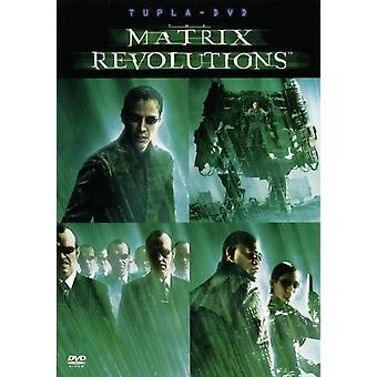 The Matrix Revolutions (dubbele Disc) (DVD)