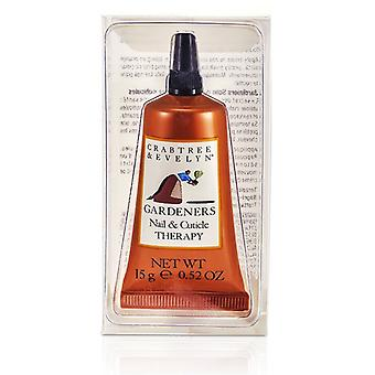 Crabtree & Evelyn jardiniers ongles & cuticule Therapy 15g/0,52 oz
