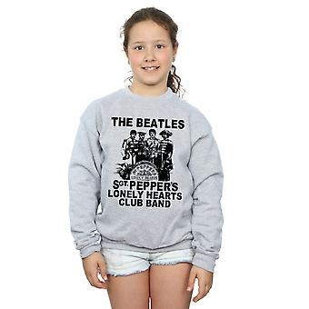 Beatles piger Lonely Hearts Club Band Sweatshirt