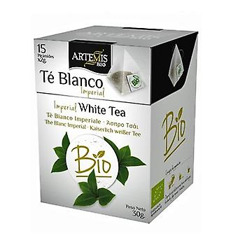 Herbes del Molí Imperial White Tea Piramide Eco 15 X 2G Filters