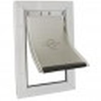 Petsafe Aluminum Door No. 0660 White (Cats , Kennels & Cat Flaps , Cat Flaps)