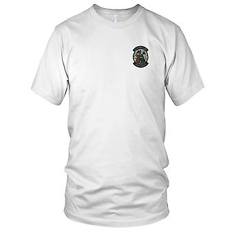 US Army - 3rd Squadron 158th Avaition Regiment A Company Embroidered Patch - Ladies T Shirt