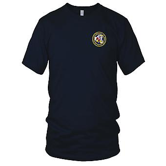 US Navy DD-565 USS Smalley Embroidered Patch - Kids T Shirt