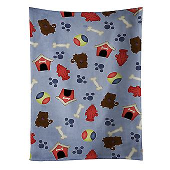 Dog House CollectionChow Chow Chocolate Kitchen Towel