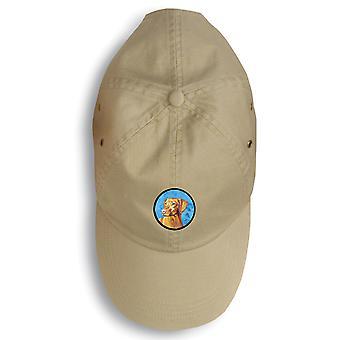 Carolines Treasures  LH9370BU-156 Vizsla Baseball Cap